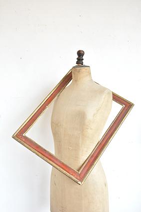 額縁/イギリス/アンティーク/フレーム/木製/額装/絵画/木枠