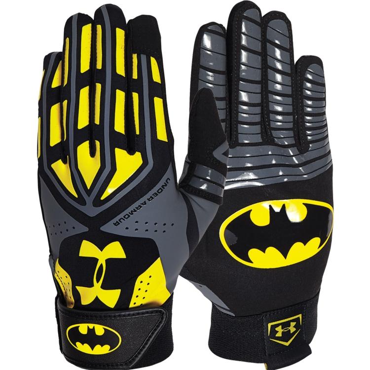 kids under armour batting gloves