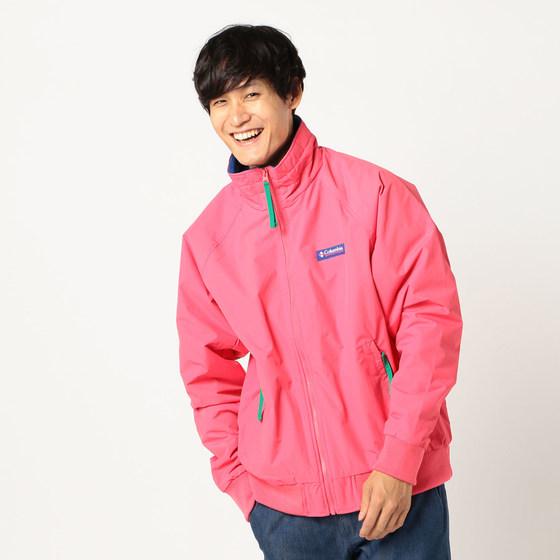 急な天候変化にも対応可能な防水透湿素材を用いたフルジップジャケット 人気ブランド 保障 コロンビア ジャケット ファルマスジャケット メンズ Falmouth Columbia WM0959 Jacket