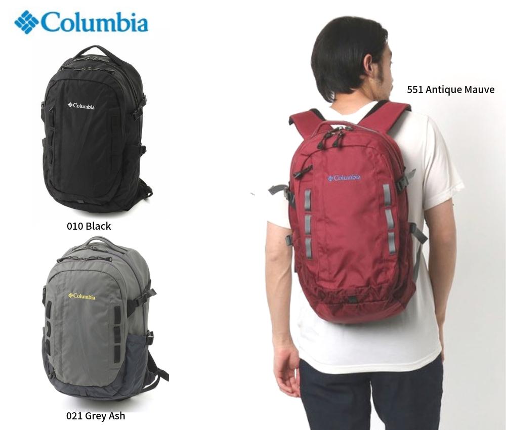 コロンビア バッグ ペッパーロック23Lバックパック リュック アウトドア 登山 ハイキング 旅行 撥水 Columbia PU8314