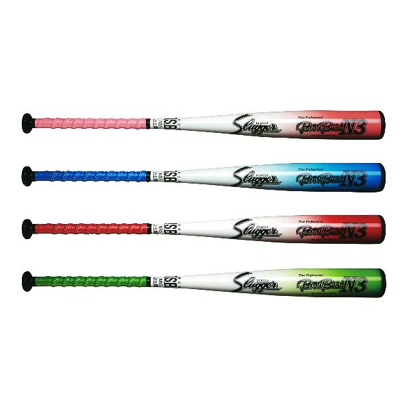 久保田スラッガー軟式金属バット(全日本軟式野球連盟公認)BAT-80_BAT-81