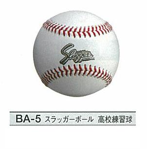 久保田スラッガー硬式ボールスラッガーボール、高校練習球1ダース12個入 BA-5