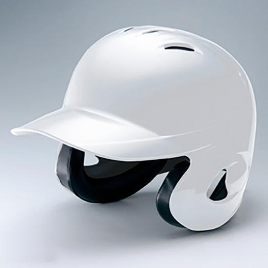 ミズノ MIZUNO ソフトボール用ヘルメット(両耳付打者用)
