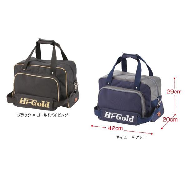 ハイゴールド 野球 バック マグダス(厚手ナイロン) ショルダーバッグ ミディアムサイズ HB-500