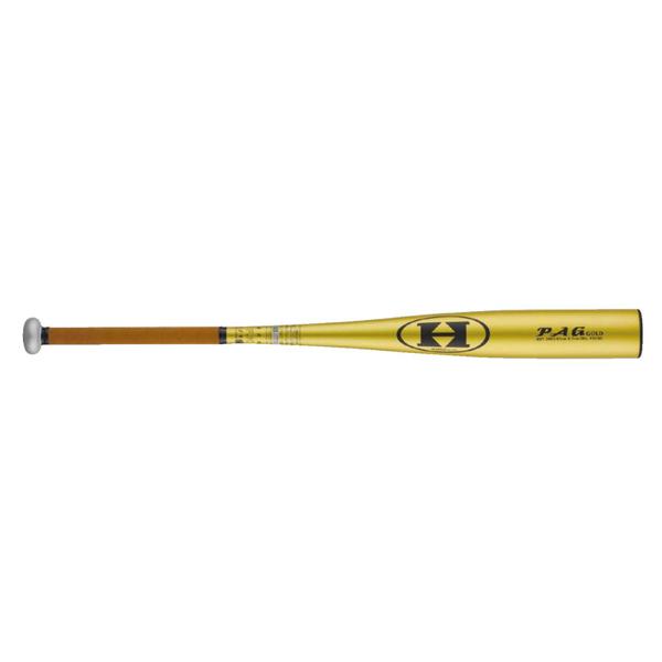 ハイゴールド 野球 バット イエローゴールド 高校硬式対応 トップバランス HBT-3083G