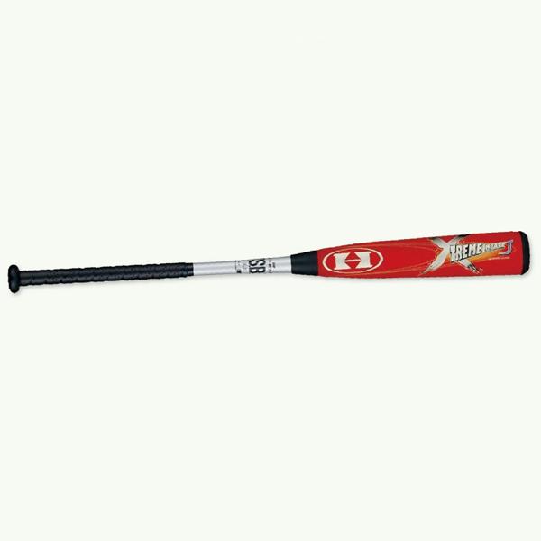 ハイゴールド 野球 バット シルバー×レッド 少年軟式対応 トップバランス UBT-0078
