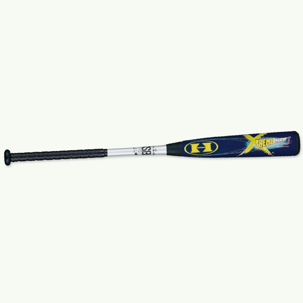 ハイゴールド 野球 バット シルバー×ネイビー 少年軟式対応 トップバランス UBT-0079