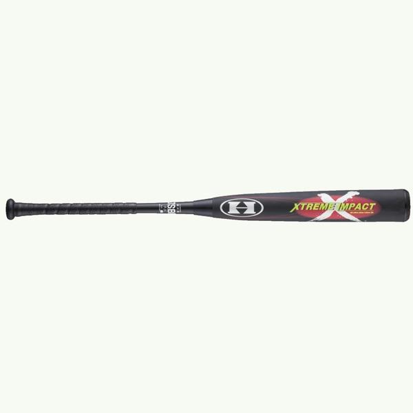 ハイゴールド 野球 バット エクストリームインパクト 一般・中学軟式対応 ロングバレルフレアーカップ入 ミドルバランス UBT-0084L