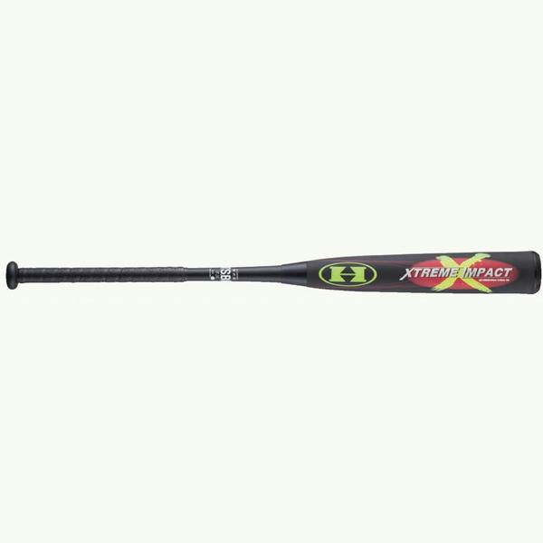 ハイゴールド 野球 バット エクストリームインパクト 一般・中学軟式対応 ショートバレル トップバランス UBT-0084S