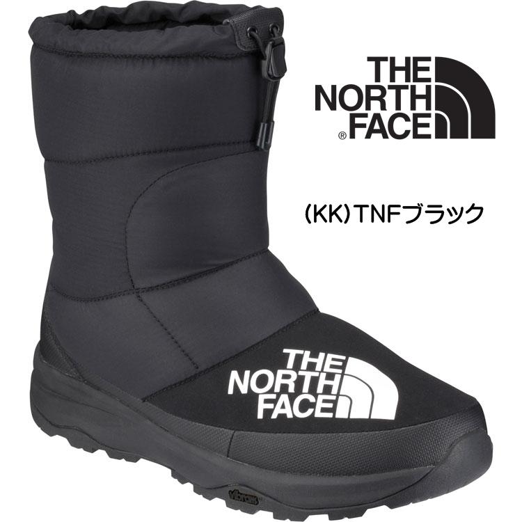 ノースフェイス ブーツ ヌプシダウンブーティー(ユニセックス)THE NORTH FACE NF51877