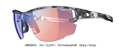 Julbo(ジュルボ) AERO エアロ Tortoiseshell Grey/Grey