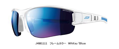 Julbo(ジュルボ) EOLE エオレ White/Blue
