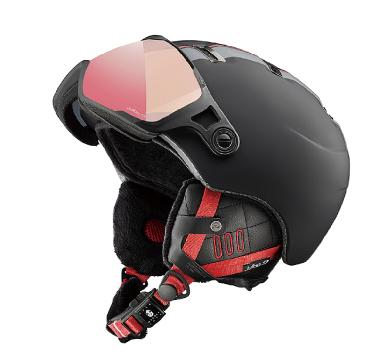 Julbo(ジュルボ) SPHERE Black/Red 58/60