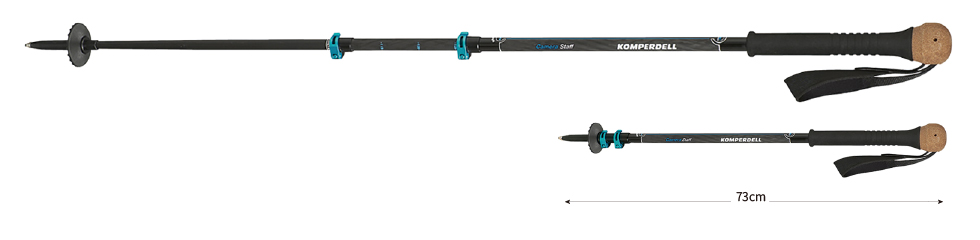 KOMPERDELL(コンパーデル) CAMERA STAFF(Single Pole)カメラスタッフ