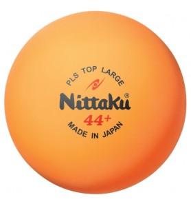 ニッタク(Nittaku) 卓球 ボール ラージ44ミリ 練習球 プラトップラージボール PLS TOP LARGE BALL (10ダース) NB-1074
