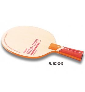 ニッタク(Nittaku) 卓球 ラケット シェークハンド 攻撃用 FL ミグノン MIG-NON NC-0345