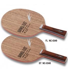 ニッタク(Nittaku) 卓球 ラケット シェークハンド 攻撃用 ST バーウェルフリート BARWELL FLEET NC-0348
