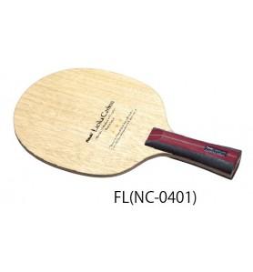 ニッタク(Nittaku) 卓球 ラケット シェークハンド 攻撃用 FL ラティカカーボン LATIKA CARBON NC-0401