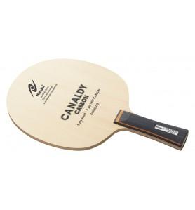 ニッタク(Nittaku) 卓球 ラケット シェークハンド 攻撃用 FL カナルディカーボン CANALDY CARBON NC-0445