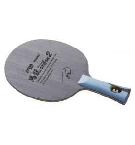 ニッタク(Nittaku) 卓球 ラケット シェークハンド 攻撃用 馬龍カーボン2 MA LONG CARBON 2 NC-0454