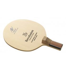 ニッタク(Nittaku) 卓球 ラケット ペンホルダー 攻撃用 レボフュージョン MF J REVOFUSION NE-6410