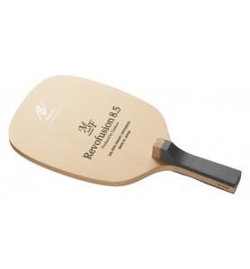ニッタク(Nittaku) 卓球 ラケット ペンホルダー 攻撃用 レボフュージョン8.5 MF P REVOFUSION8.5 MF P NE-6413