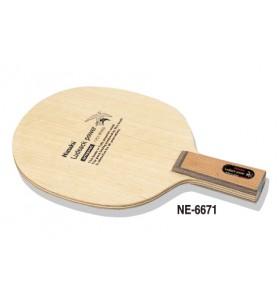 ニッタク(Nittaku) 卓球 ラケット ペンホルダー 攻撃用 ルデアックパワー C LUDEACK POWER C NE-6671