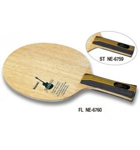 ニッタク(Nittaku) 卓球 ラケット シェークハンド 攻撃用 FL アコースティック ACOUSTIC NE-6760