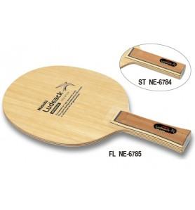 ニッタク(Nittaku) 卓球 ラケット シェークハンド 攻撃用 FL ルデアック LUDEACK NE-6785
