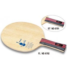 ニッタク(Nittaku) 卓球 ラケット シェークハンド 守備用 FL ビオンセロ VIOLONCELLO NE-6792