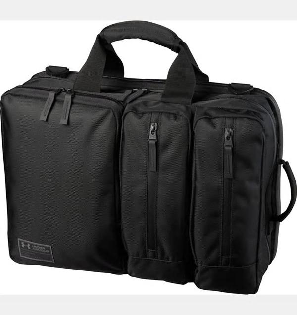 アンダーアーマー バックパック ブリーフケース MEN UA 3 way Briefcase 1319713