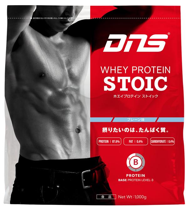 DNSホエイプロテインストイック/プレーン味(1kg)