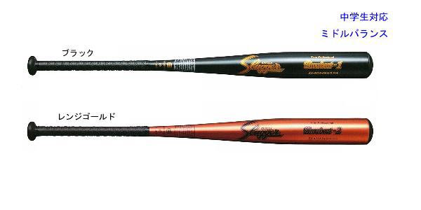 久保田スラッガー硬式金属バット(中学生対応)BAT-64 BAT-65