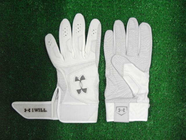 under armour undeniable batting gloves