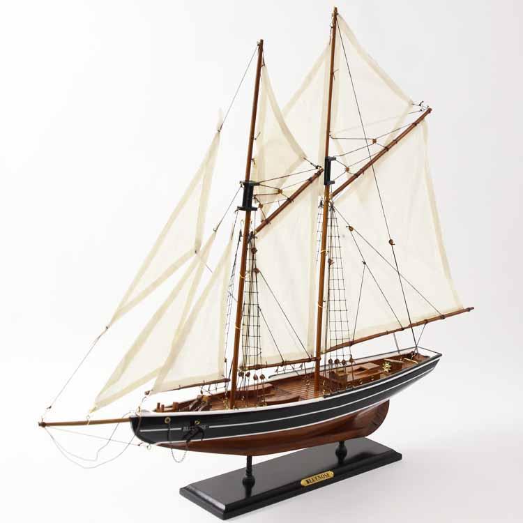 Sailing Yacht(BLUENOSE) ドイツ・Seaclub(シークラブ) マリン マリンテイスト ビーチ 日本ではレア