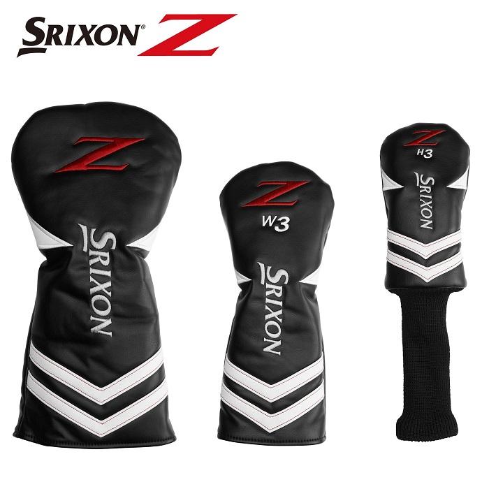 信頼のダンロップ正規直営店 ダンロップゴルフショップ ダンロップ スリクソン テレビで話題 Z65シリーズ専用 純正ヘッドカバー Z65 ウッド用 2017年モデル 売り出し SRIXON ハイブリッド用