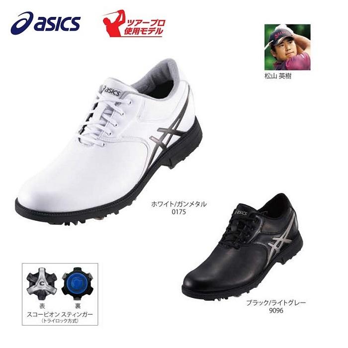 【ダンロップ】アシックス ゴルフシューズ TGN918 GEL-ACE® LEGENDMASTER2【松山英樹プロ使用モデル】