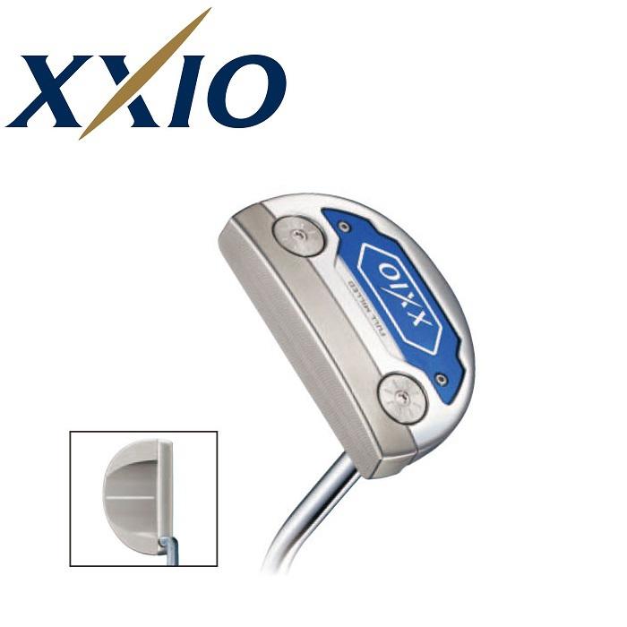 【ダンロップ】XXIO(ゼクシオ)ミルドパター マレットタイプ(左用)【送料無料】