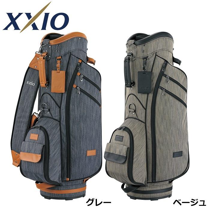 【ダンロップ】XXIO(ゼクシオ) 数量限定キャディバッグ GGC-X098L【2018SS新製品】