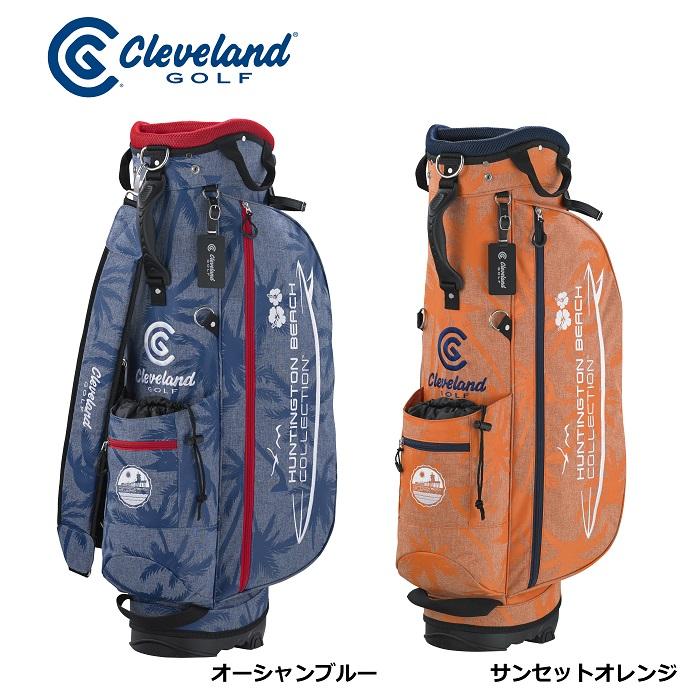 【ダンロップ】CLEVELAND(クリーブランド)スタンドキャディバッグ GGC-C024L【ネームプレート刻印サービス】【数量限定モデル】
