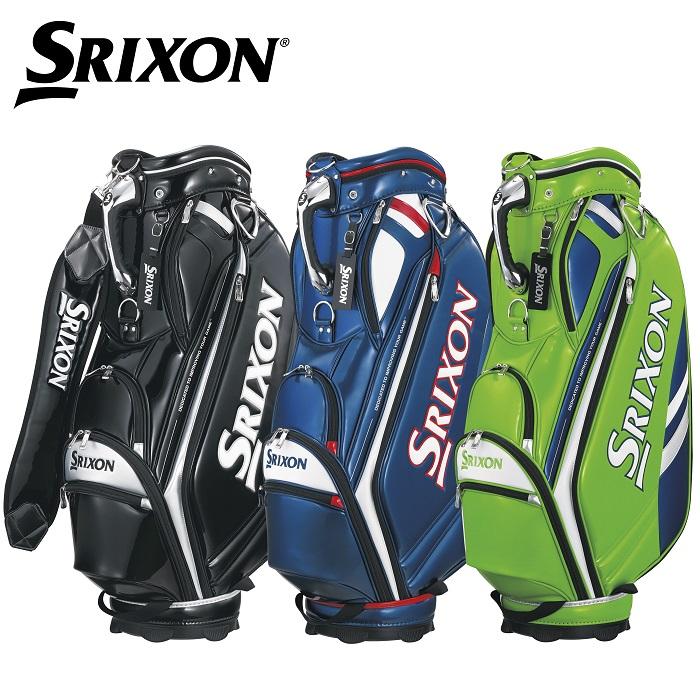 【ダンロップ】SRIXON(スリクソン) キャディバッグ GGC-S144【2018年FW新製品】【ネームプレート刻印サービス】
