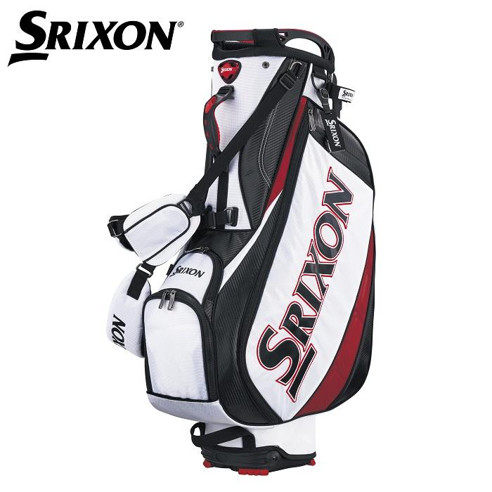 【ダンロップ】SRIXON(スリクソン) スタンドキャディバッグ GGC-S153L【2018年FW新製品】【ネームプレート刻印サービス】【ツアープロ使用モデル】