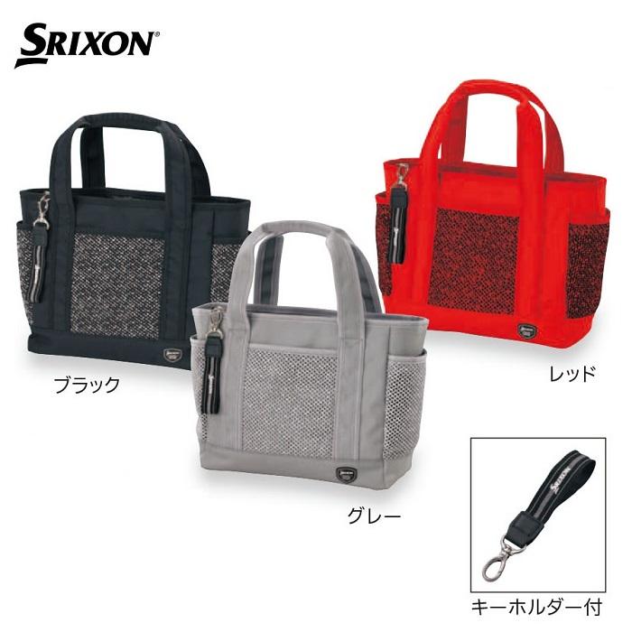 【ダンロップ】SRIXON(スリクソン)ラウンドトートバッグ GGF-B5504【2018年秋冬モデル】