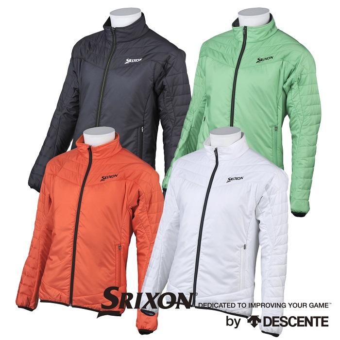 【30%OFF】SRIXON(スリクソン)デサント 中わたジャケット RGMMJK04【2018年FWモデル】【大きいサイズ 3L】【ダンロップ】【送料無料】