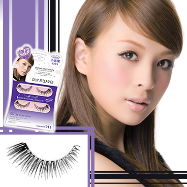 D.U.P EYELASHES PREMIUM EDITION: #911 Seductive [AIKU MAIKAWA MODEL'S SELECTION]