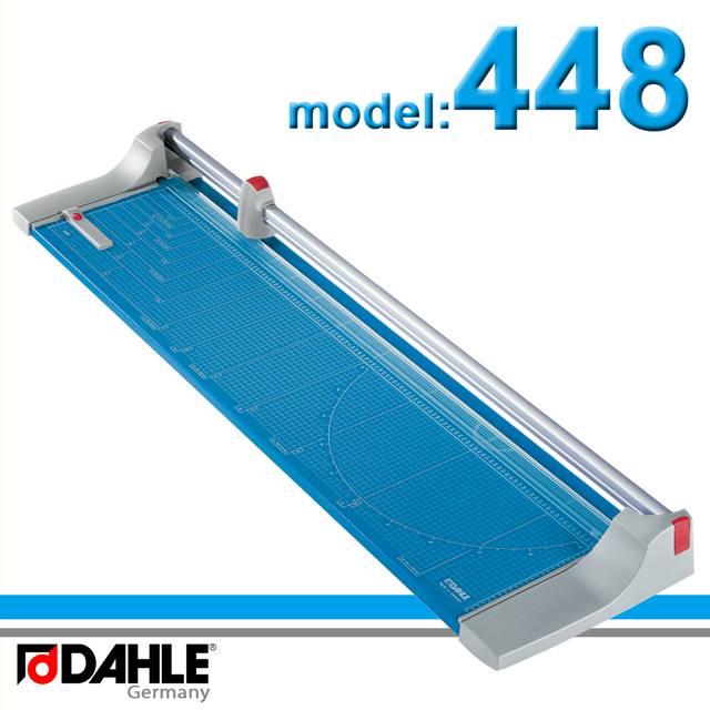 【送料無料】DAHLE(ダーレ) プレミアムローラーカッター448型(裁断幅1300mm A0対応)