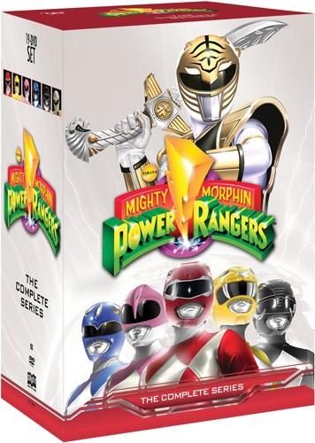 【輸入版】パワーレンジャー:コンプリート・シリーズ / Mighty Morphin Power Rangers: The Complete Series?北米版DVD?