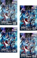 全巻セット【送料無料】【中古】DVD▼Infini-T Force(4枚セット)第1話~第12話 最終▽レンタル落ち