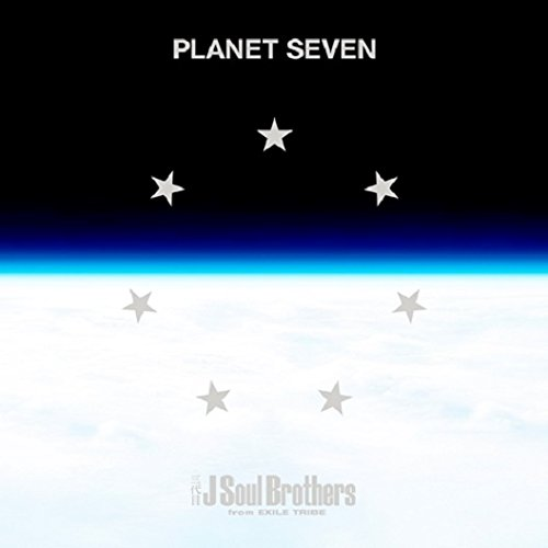 PLANET SEVENCD Blu ray Disc2枚組三代目 J Soul Brothers from EXILEZuOikPX