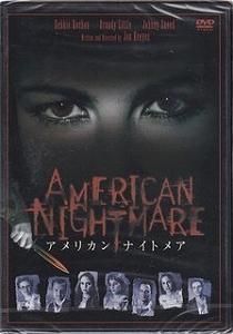 アメリカン・ナイトメア('01米)【DVD/洋画】